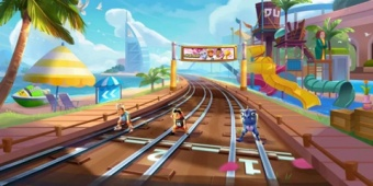 最受欢迎的跑酷游戏合集